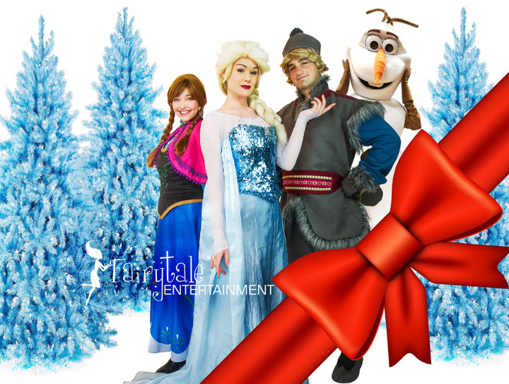 private photos with frozen elsa and anna in detroit michigan