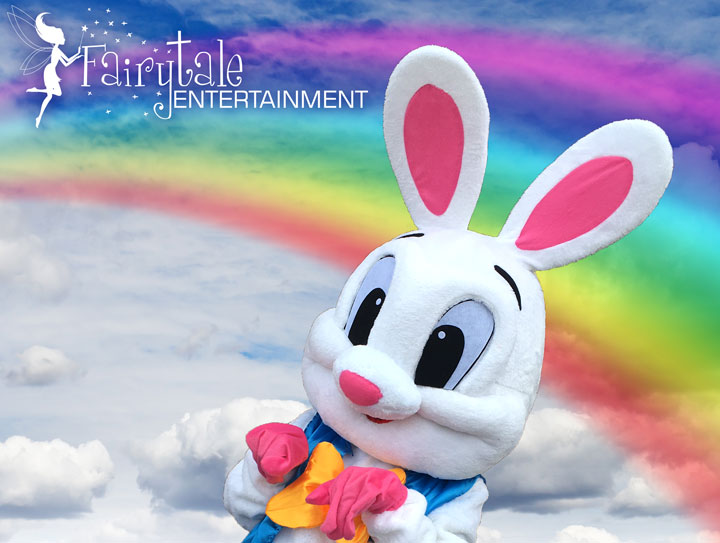 Rent an Easter Bunny Character Performer in Detroit and Chicago