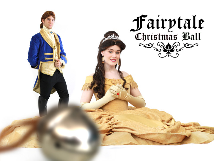holiday character performance at the fairytale christmas ball in auburn hills michigan and naperville illinois