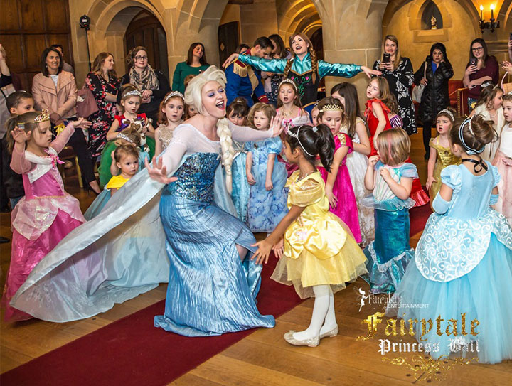 Princess Party Venue for Kids Birthday Party