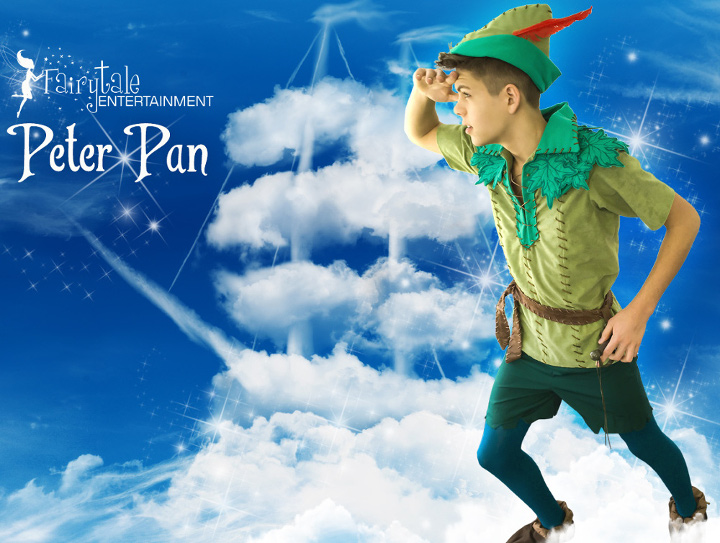 Peter Pan Birthday Party Ideas | Pirate Character Party | Fairytale Entertainment
