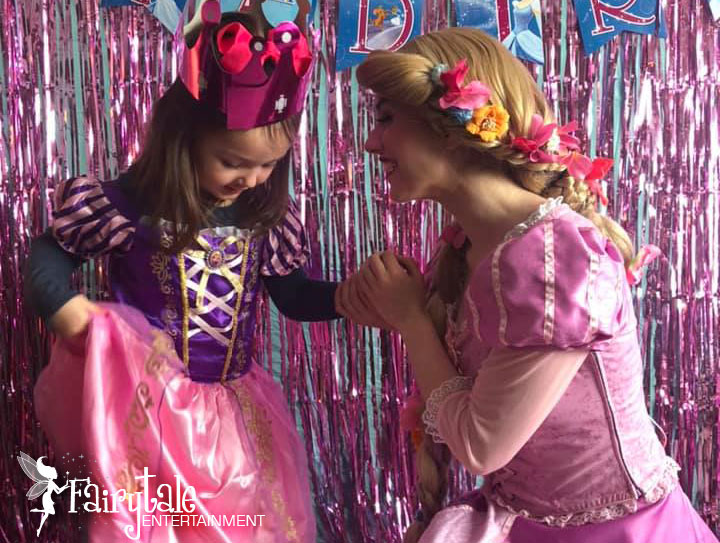 princess parties for kids birthday in auburn hills michigan