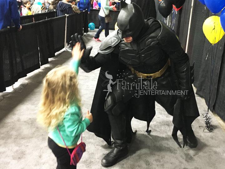 Rent Batman impersonator for birthday parties in detroit michigan