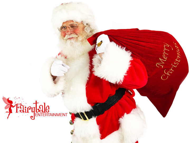 santa for hire for christmas party entertainment in detroit and chicago