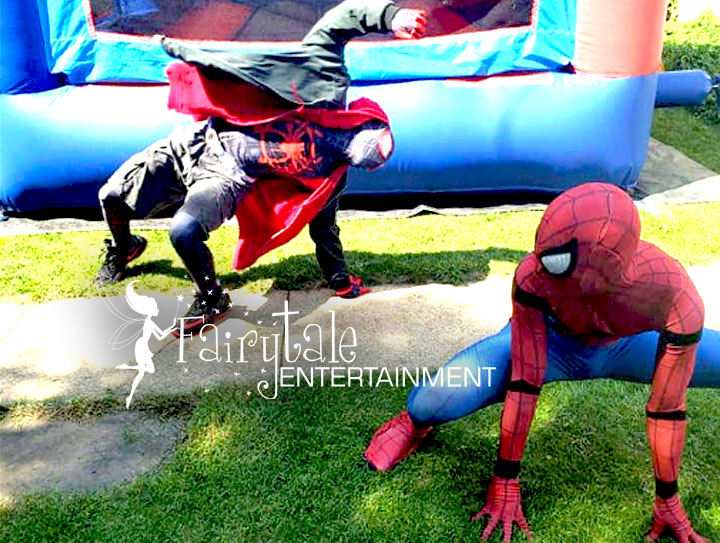 social distancing birthday party ideas for princess and superhero parties