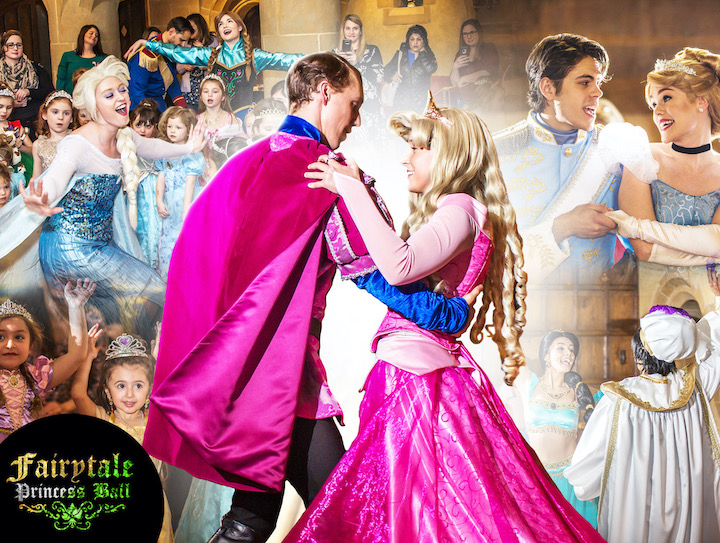 Fairytale Ball Events