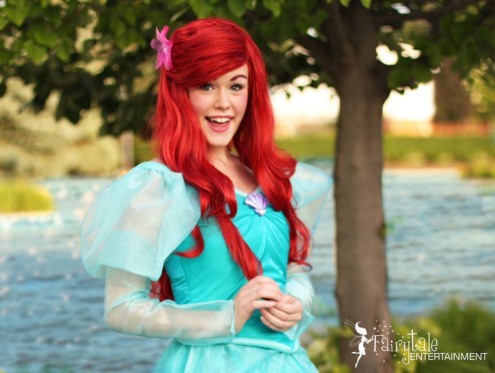 ariel characters in Grand Rapids