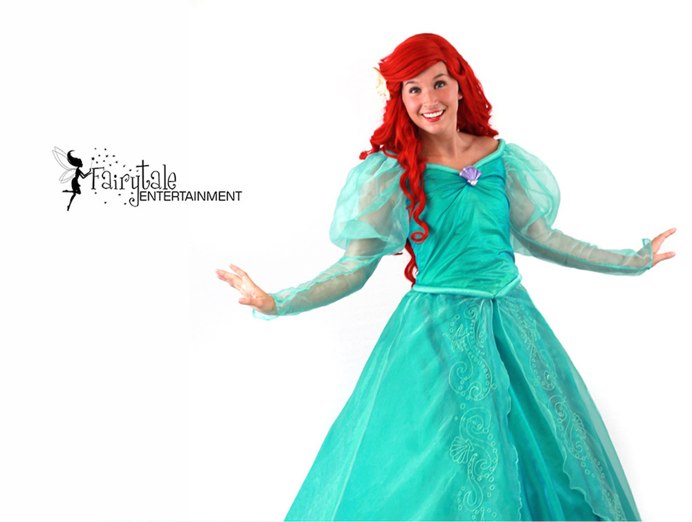 disney princess characters for birthday parties,