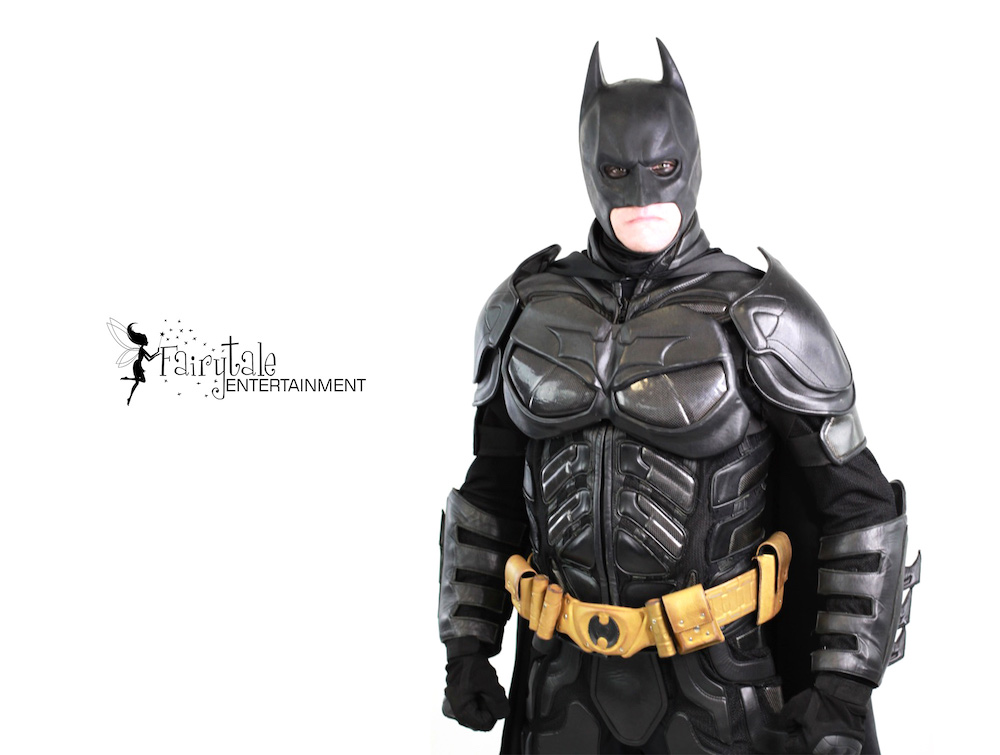 Rent Bat Hero for birthday party in Troy Michigan
