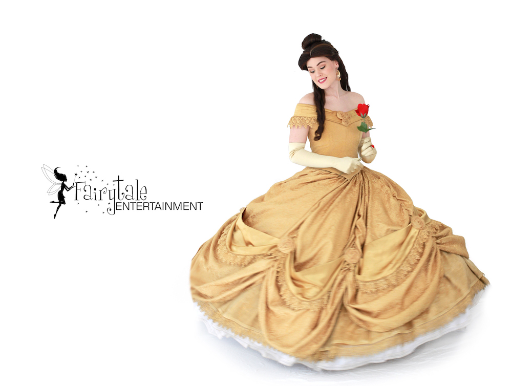 Disney Princess Belle Party Character Grand Rapids