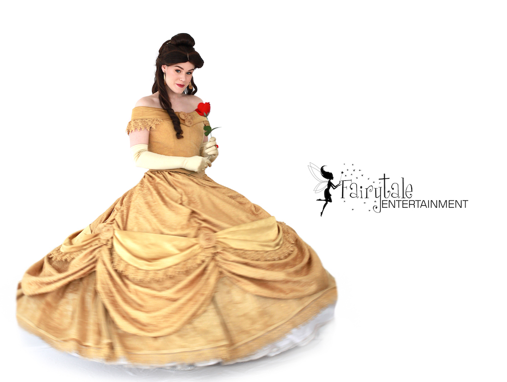 Beauty and the Beast Character Rental for Parties Grand Rapids