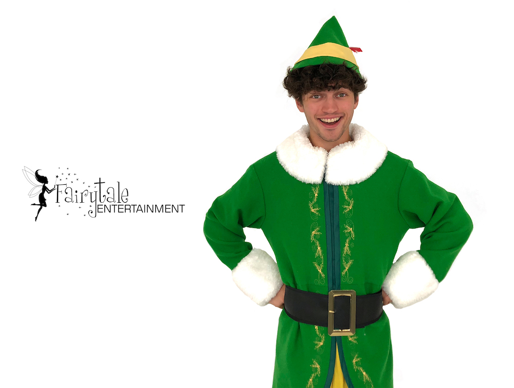rent buddy the elf character for christmas party Grand Rapids