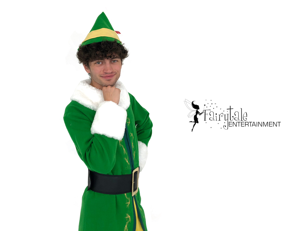 hire buddy the elf for christmas party entertainment Grand Rapids