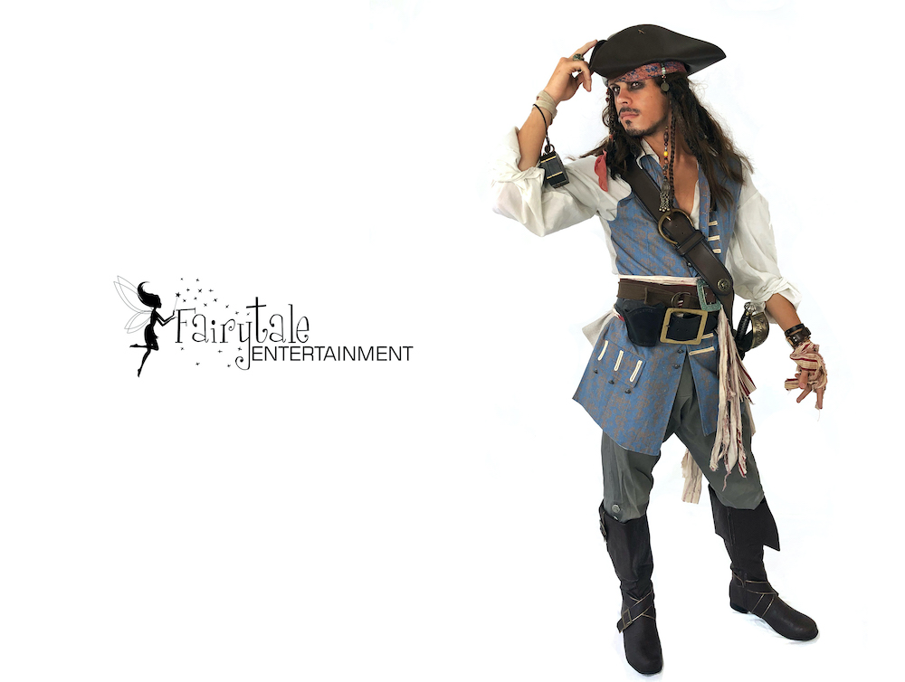 pirate party entertainer