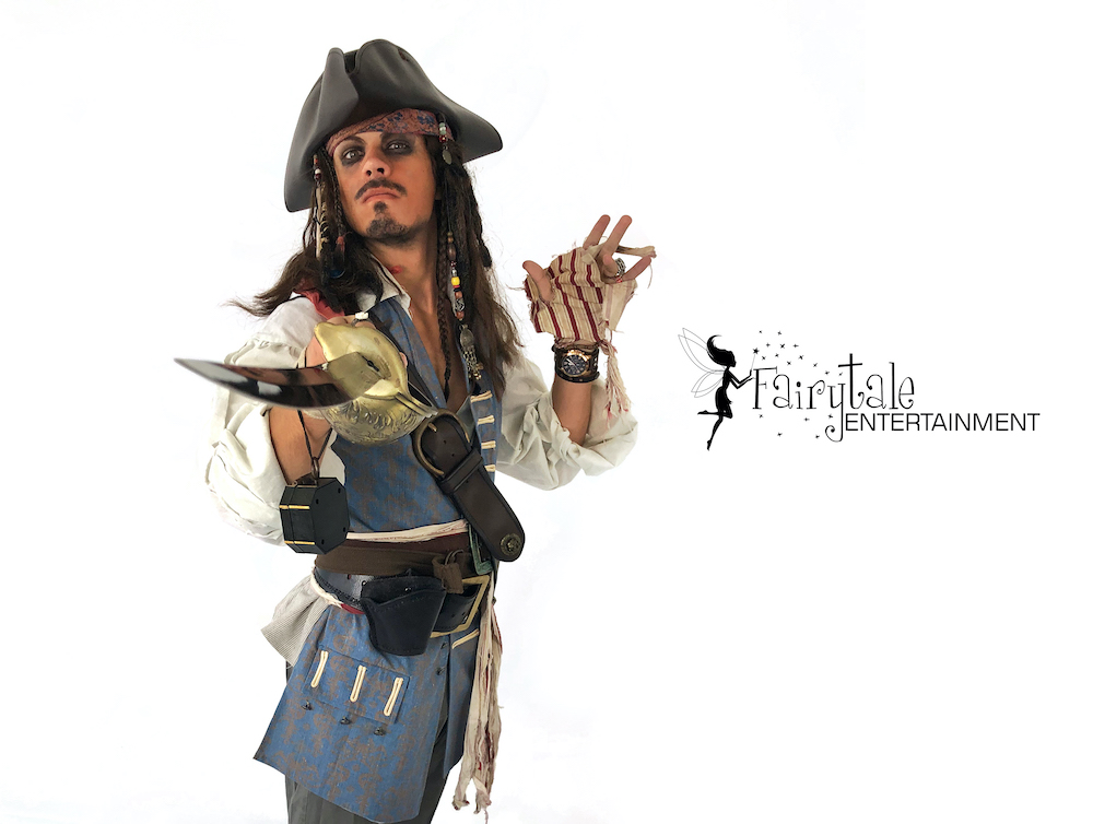 pirate characters in Grand Rapids