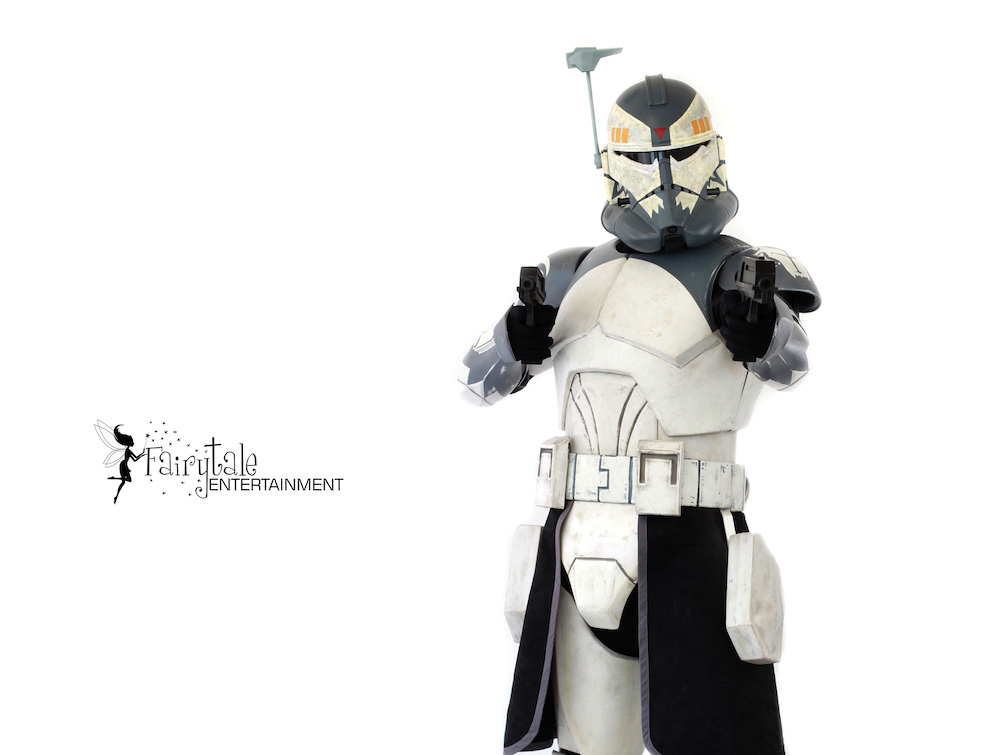 hire star wars clone trooper Byron Center