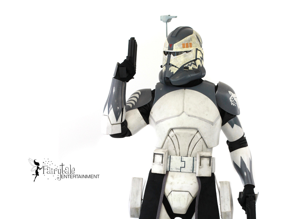 hire star wars clone trooper Grand Rapids