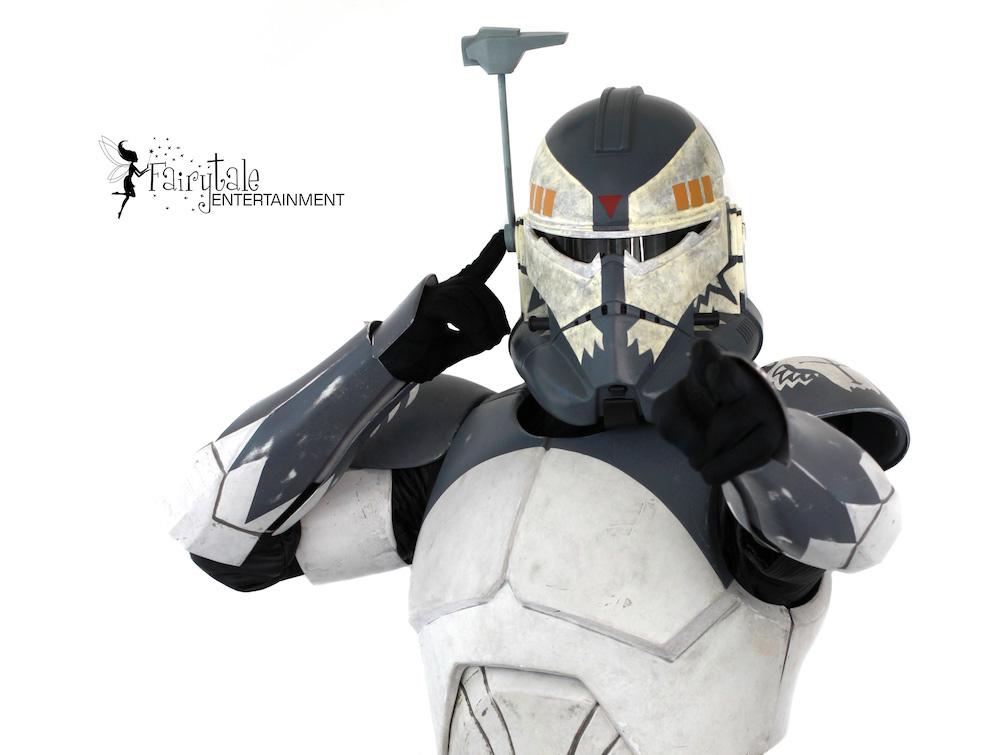 hire star wars clone trooper