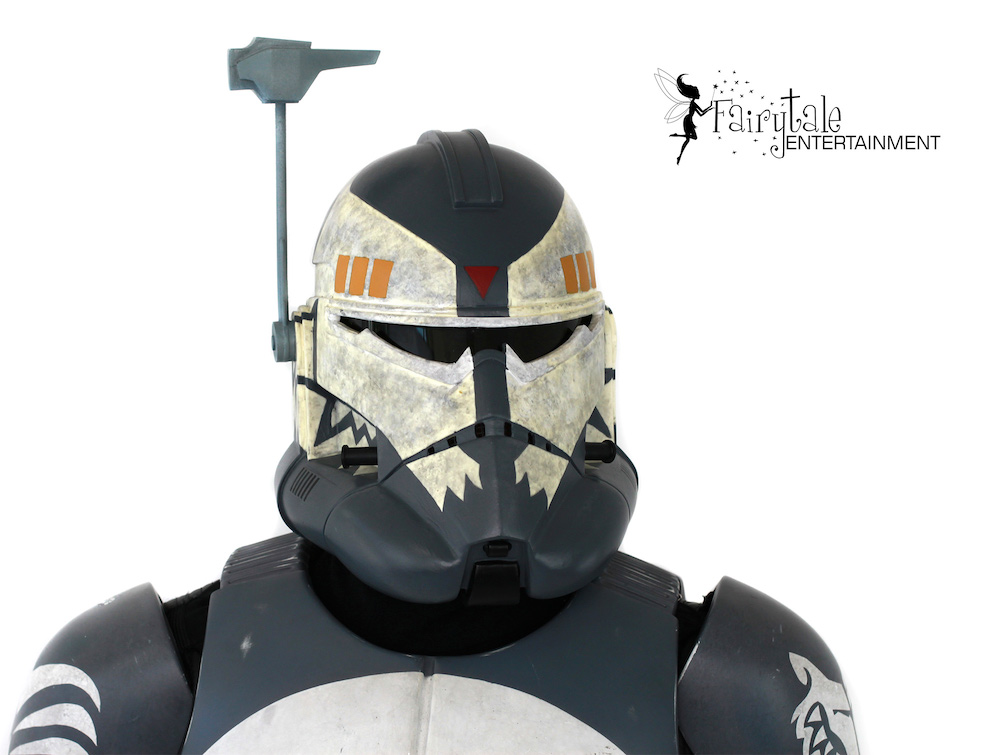rent star wars commander wolf party character Grand Rapids