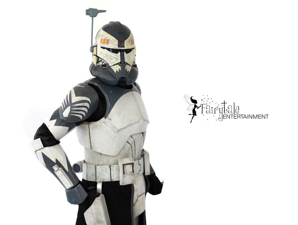 stormtrooper party character for hire Byron center