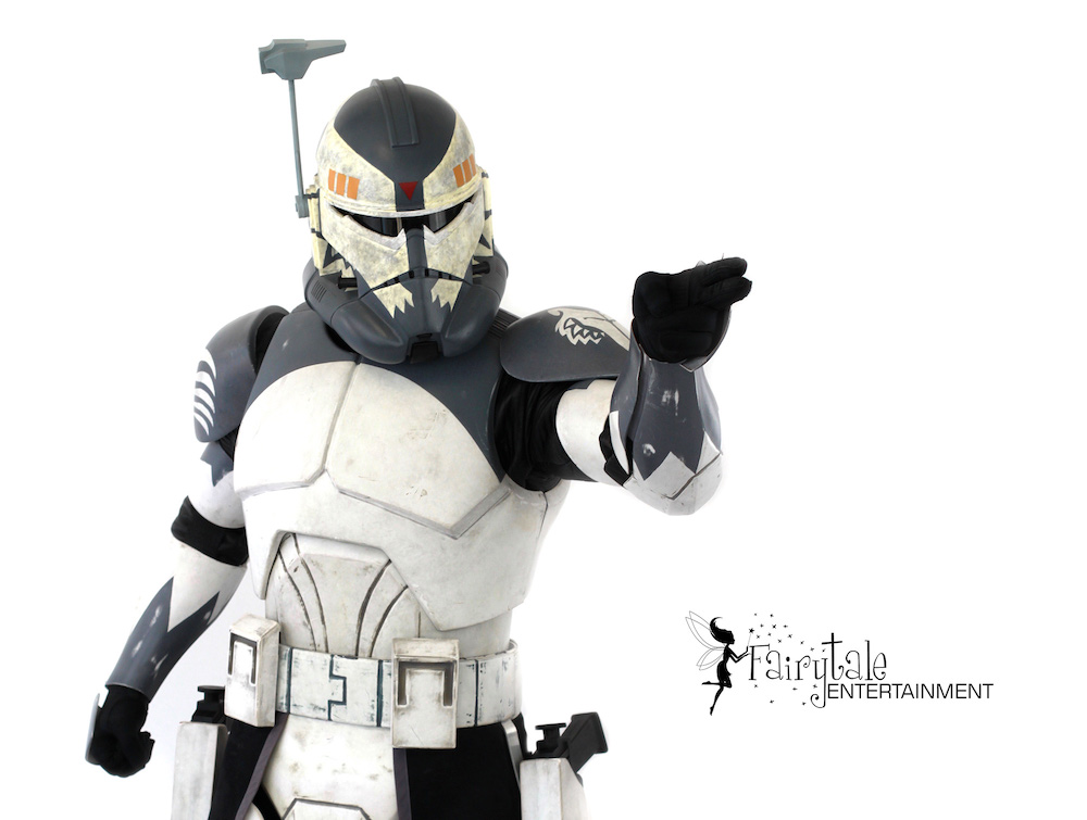 stormtrooper party character for hire
