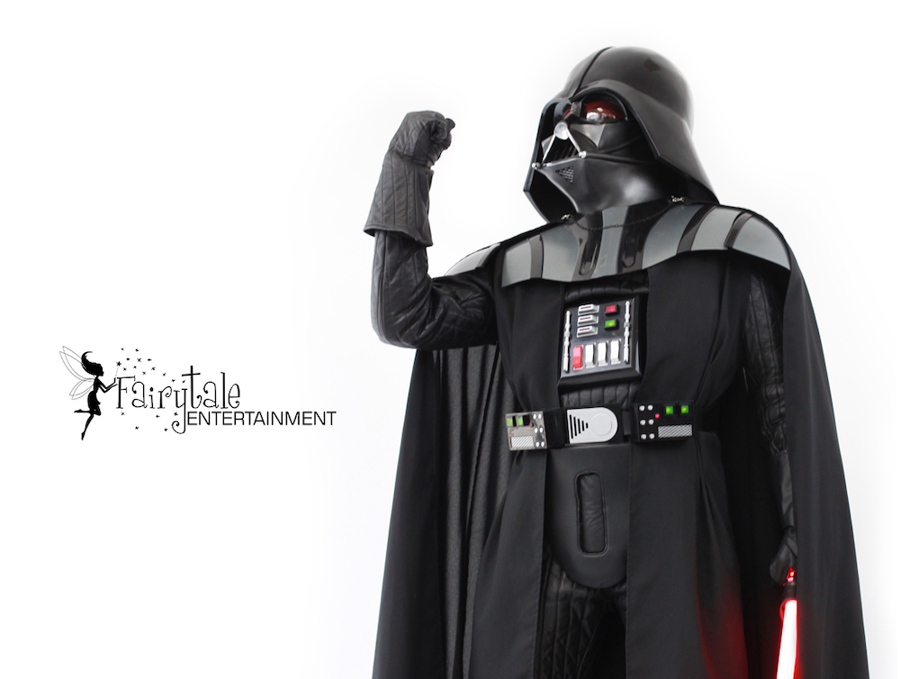 hire darth vader star wars party characters