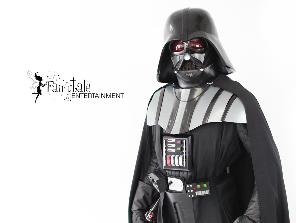 hire star wars party entertainment for kids birthday