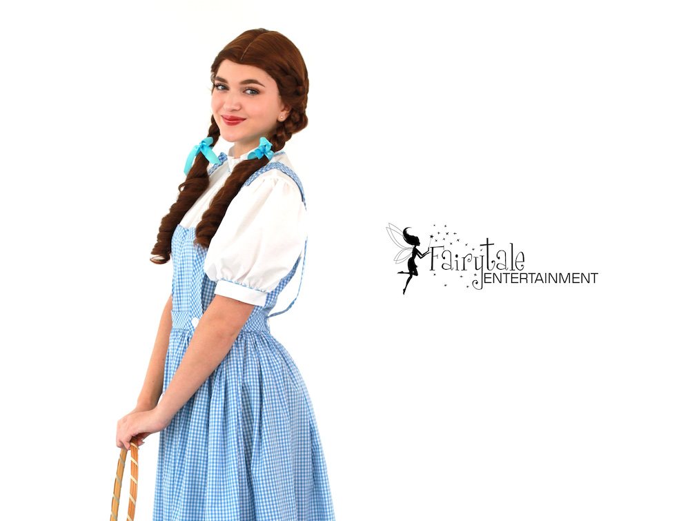 Hire Dorothy for Kids Birthday Party Grand Rapids