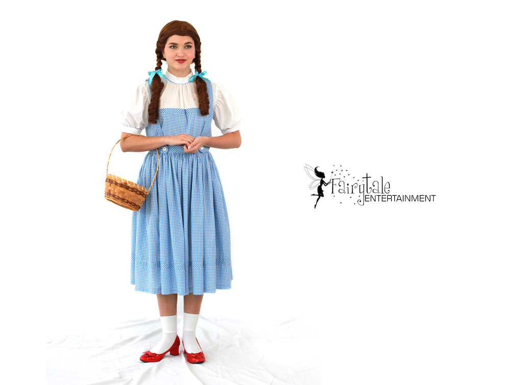 Hire Dorothy for Kids Birthday Party