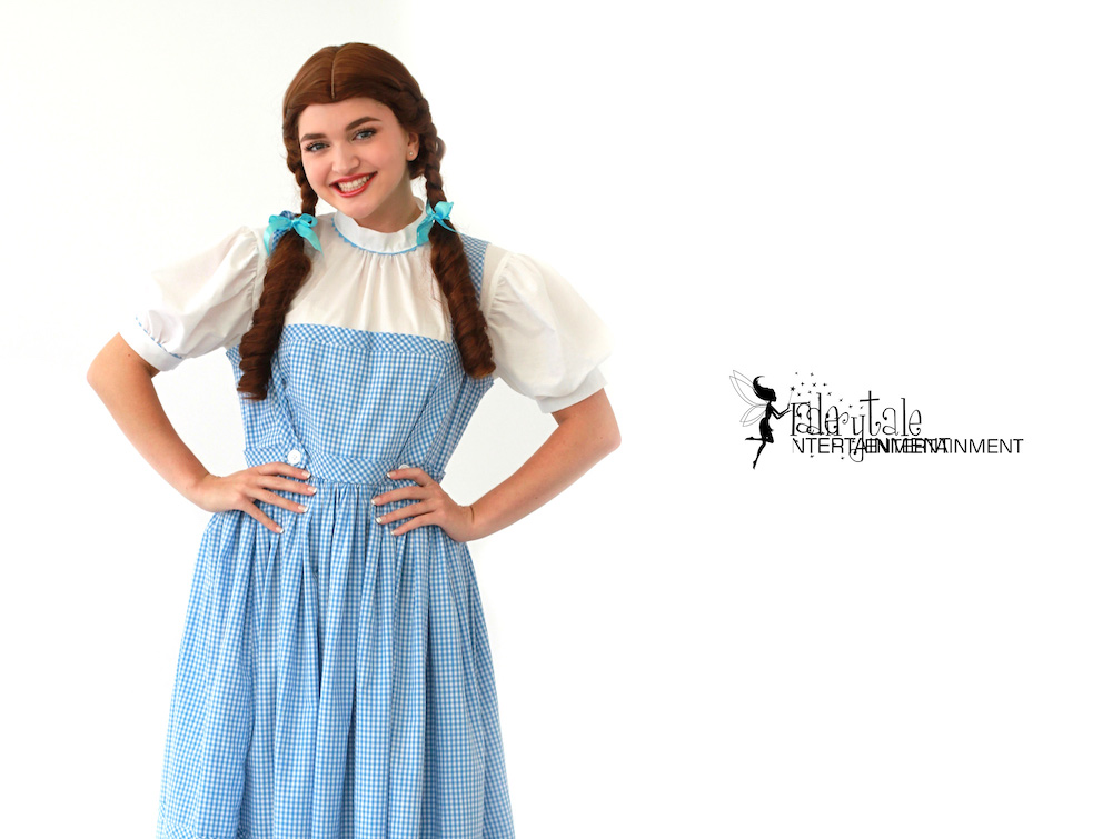 Dorothy Wizard of Oz for Kids Birthday Parties Grand Rapids