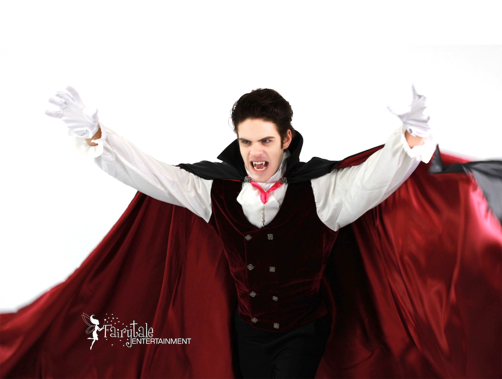 Count Dracula Character for Hire, Count Dracula Character for Hire in Michigan, Count Dracula Character for Hire in Chicago,Count Dracula Character for Hire in California
