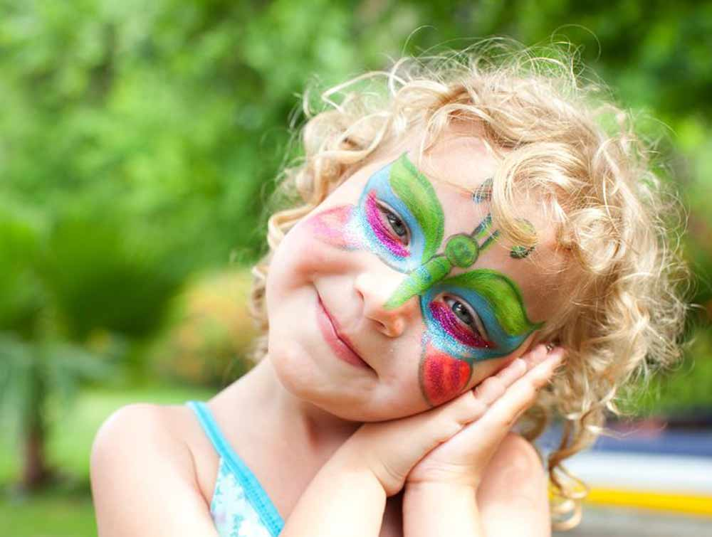 face painter for party