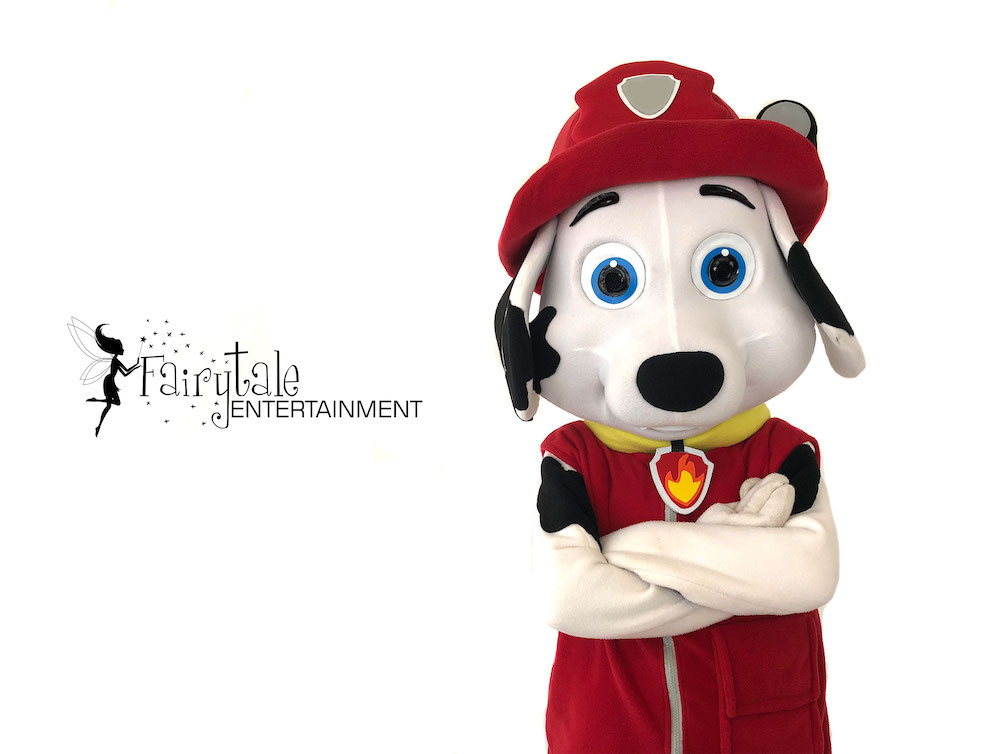 rent paw patrol marshall party character in auburn hills michigan