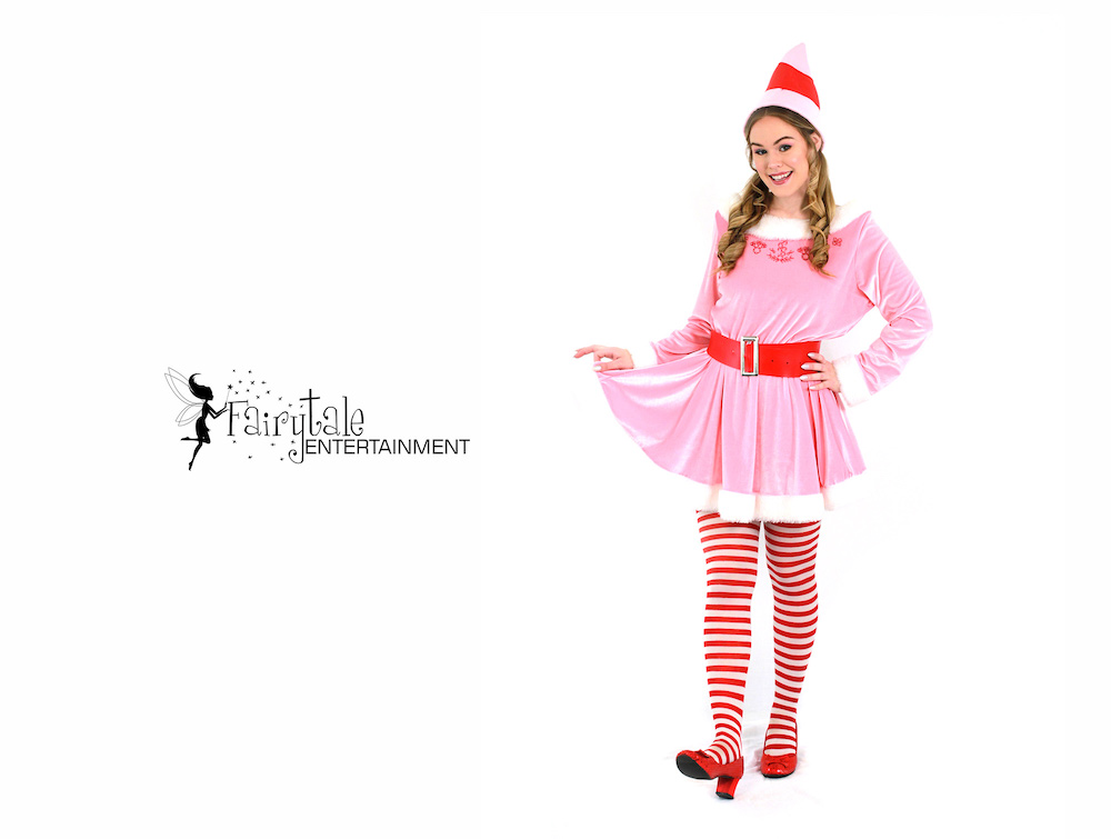 Hire Christmas Elf Performers
