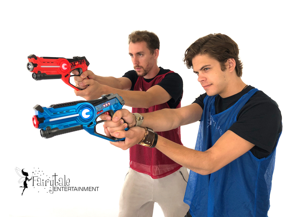 rent laser tag guns for kids party