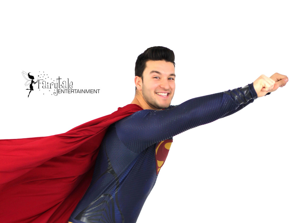 superman impersonator