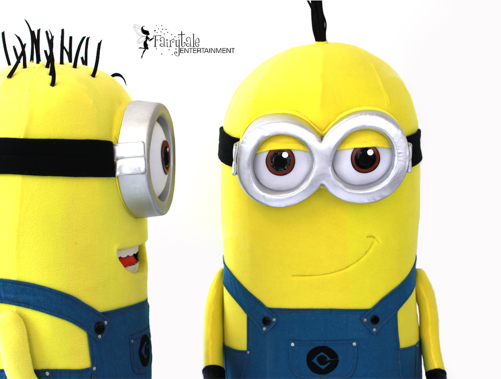 hire minions for birthday party,