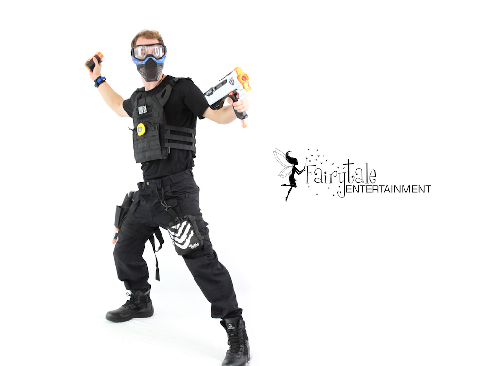 Rent Nerf Guns for Party, Nerf War Party Ideas,