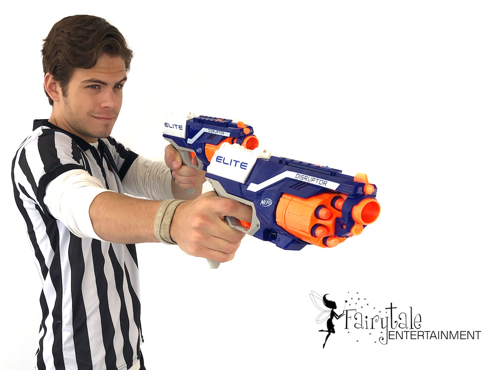Rent Nerf Guns for Birthday Party