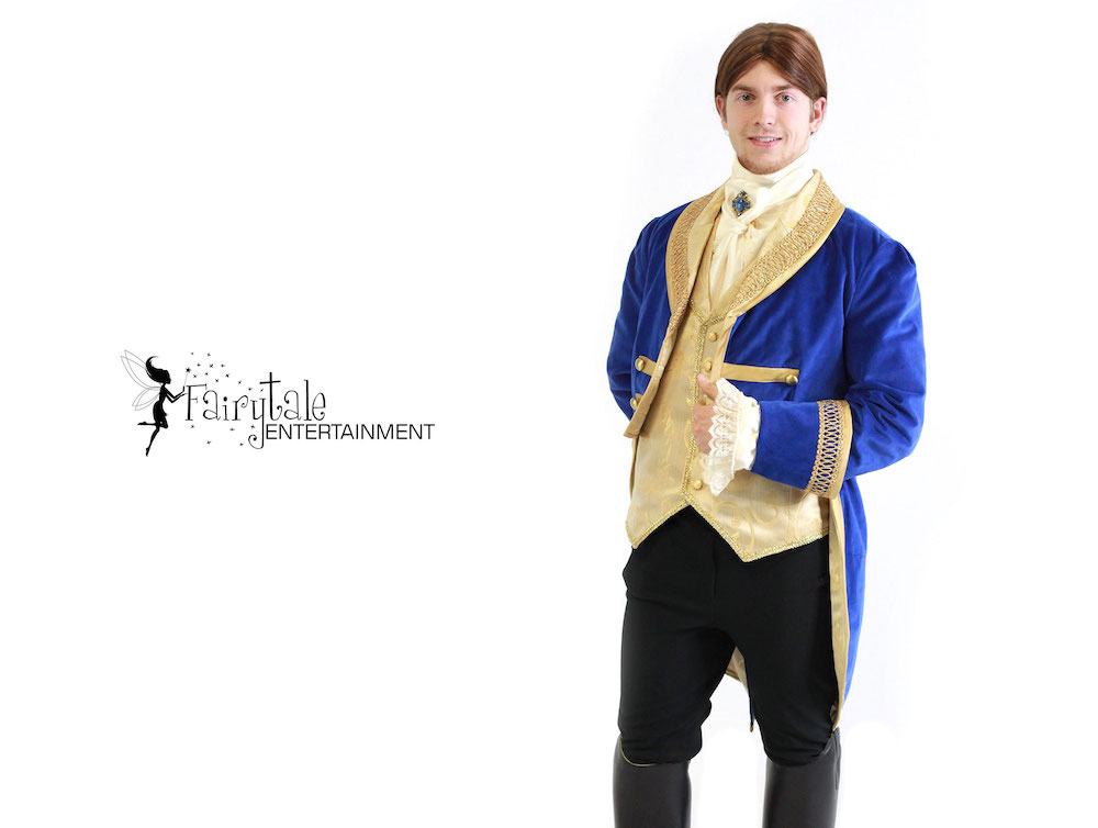Disney prince performers, Disney princess party characters for kids parties