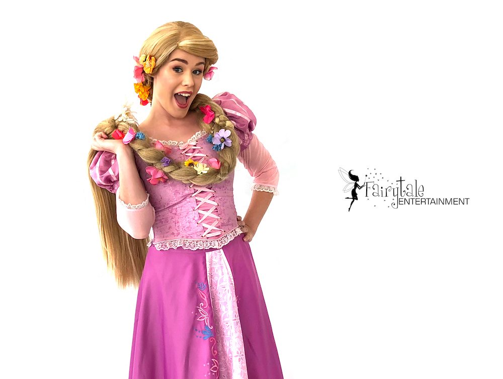 rapunzel princess party character entertainment for birthday party GRand Rapids