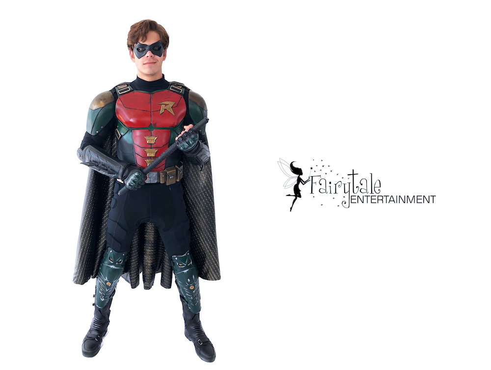 Justice League Superhero Characters for Kids Parties