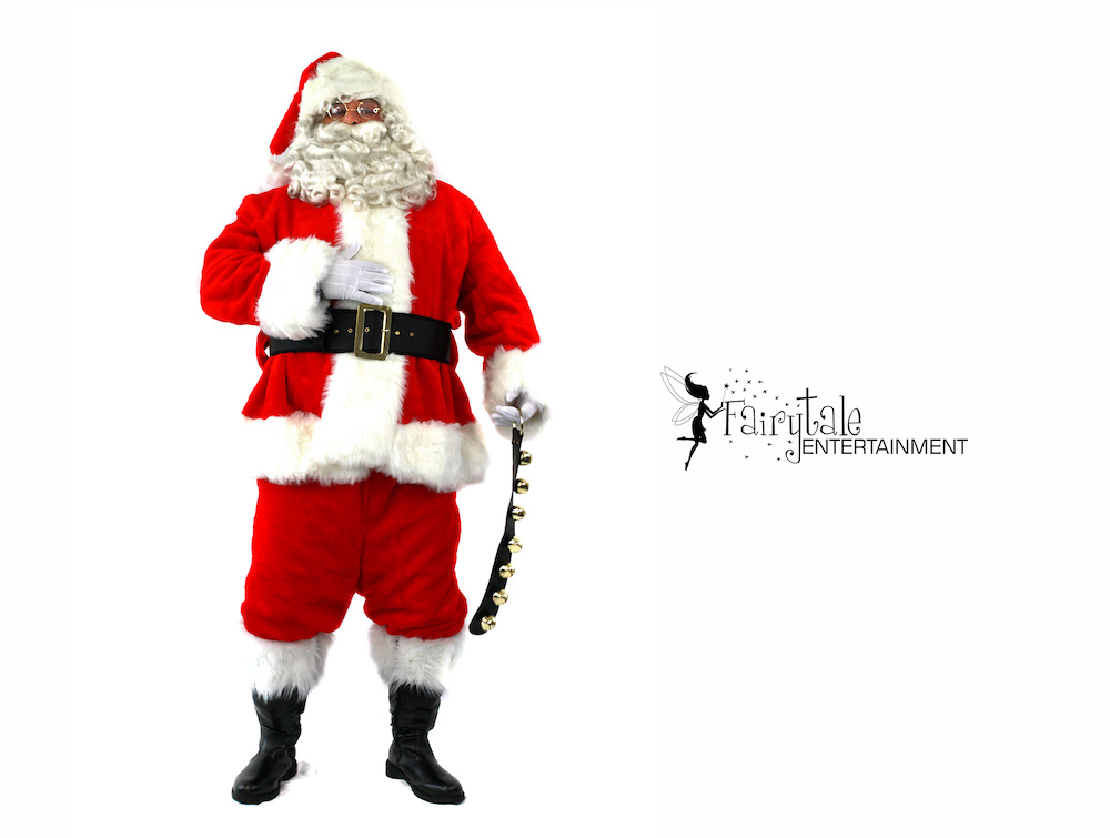 santa character for party, Hire Santa Claus for Christmas Party