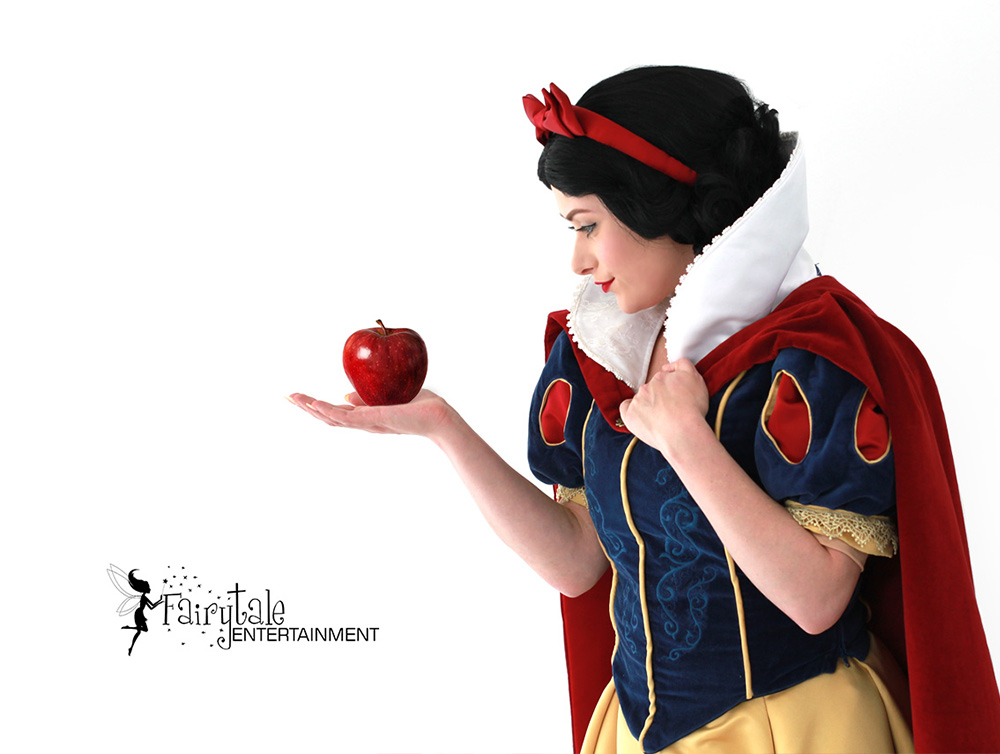 Snow White Character for Hire
