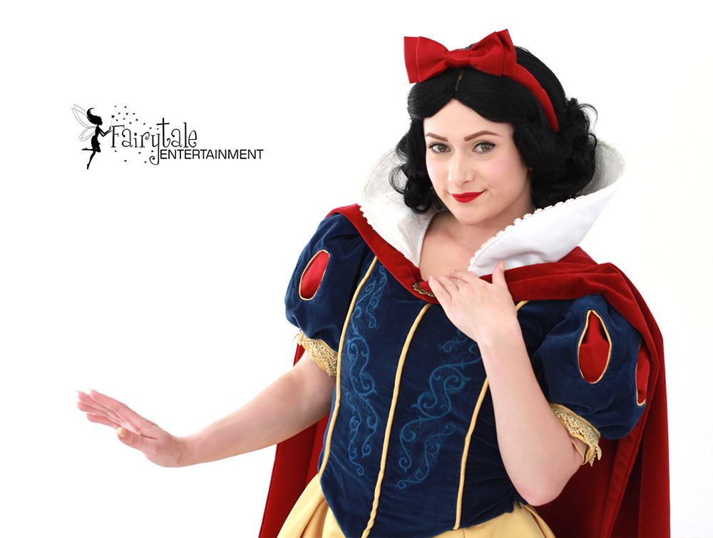 Snow White Princess Party Performer