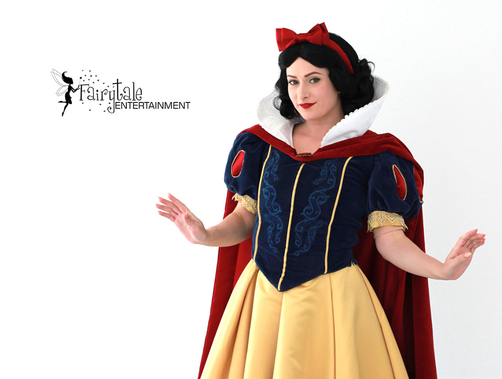 Rent Snow White for Kids Party in Michigan