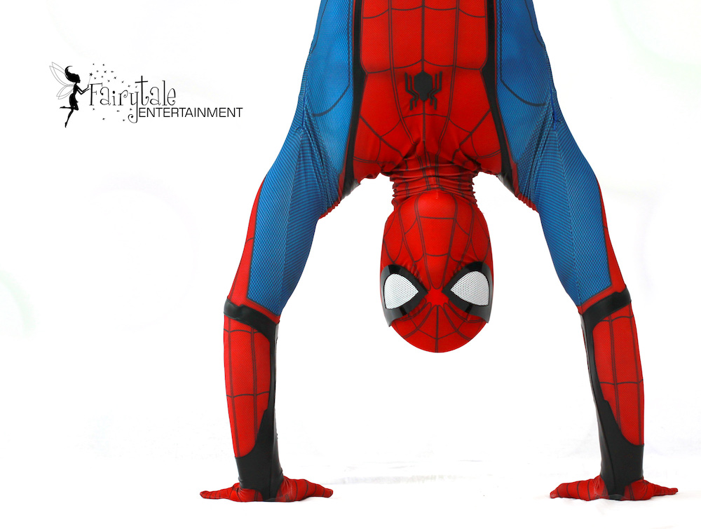 Spider man characters