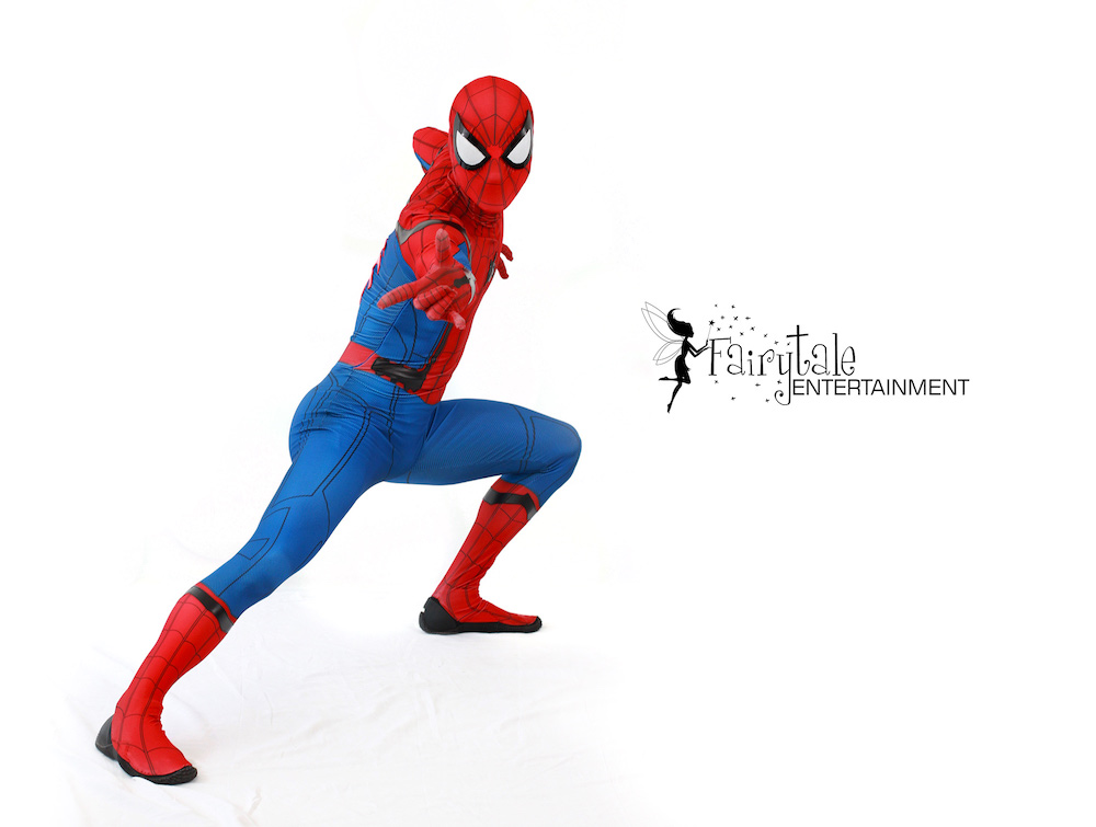 hire superheroes for party Auburn Hills