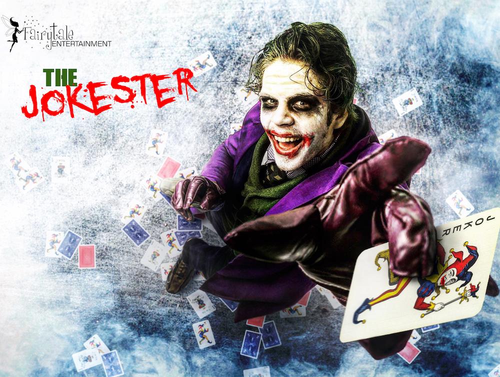 Joker for Hire in aurbun hills Michigan, Joker for Hire in Naperville Illinois,Joker for Hire Byron Center in Grand Rapids