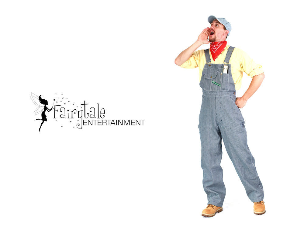 Train Themed Birthday Party Entertainer